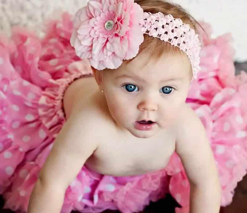 nome de bebê para menina tendência em 2017