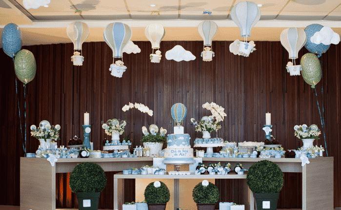Decoração De Chá De Bebê Com Balões 10 Dicas Inspiradoras Para Uma