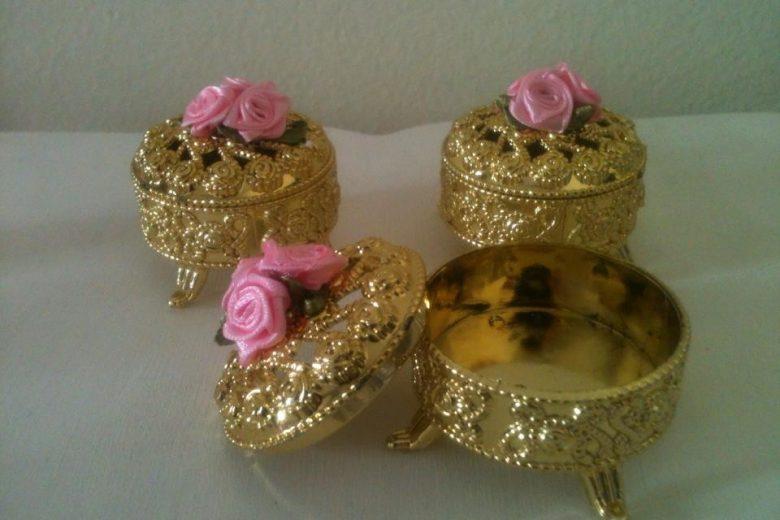 Mini porta-joias