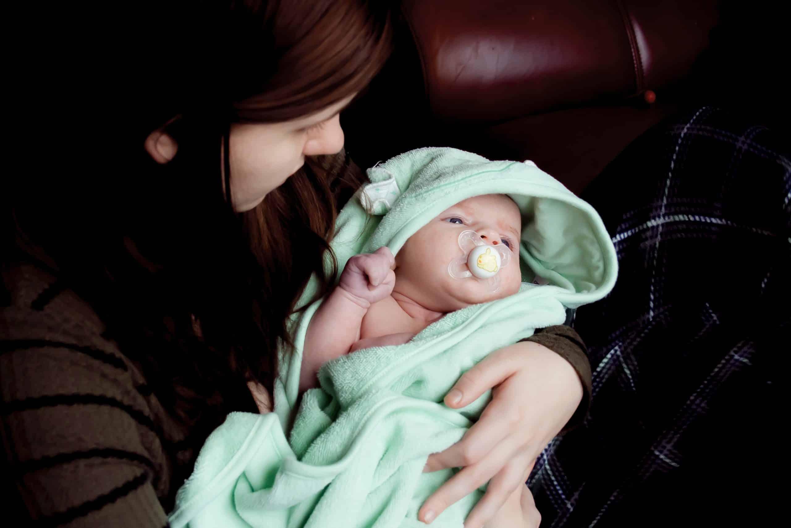 toda grávida já é mãe