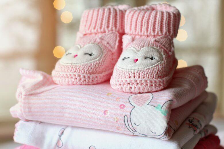 primeiros preparativos para a chegada do bebe