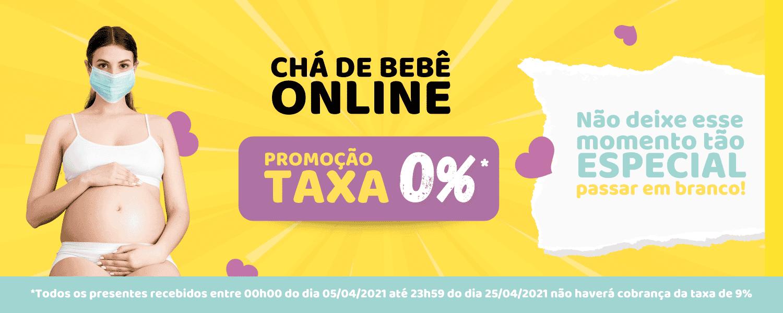 Cha de Bebe Online